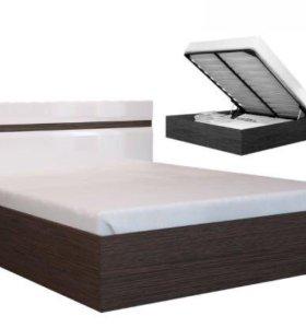Кровать с подъемным механизмом «Нэнси»