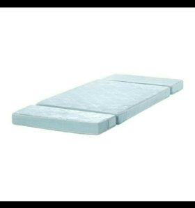 матрас для раздвижной кровати Икеа