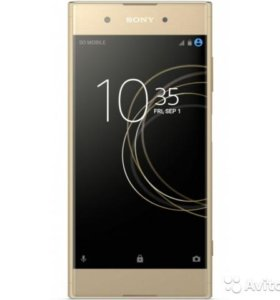 Sony Xperia XA1 Plus DS G3412 Ростест Gold Новый