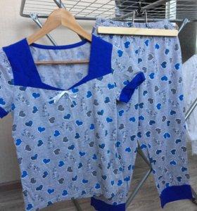 Пижама/домашний костюм