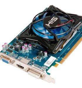 HIS 7750 iCooler 2GB DDR3 PCI-E DVI/HDMI/VGA