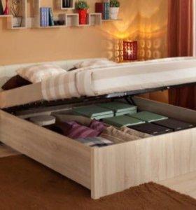 Кровать с подъёмным механизмом «Берлин»