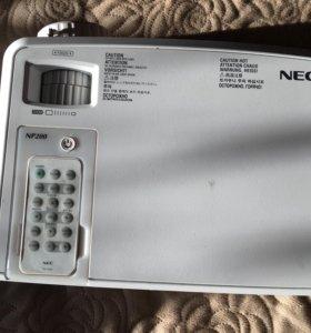 проектор NEC NP200g