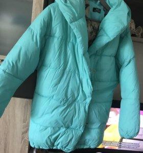 Куртка зефирка s-m