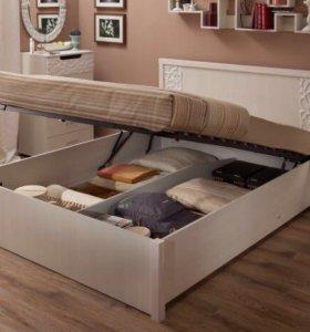 Кровать с подъемным механизмом «Виспа»