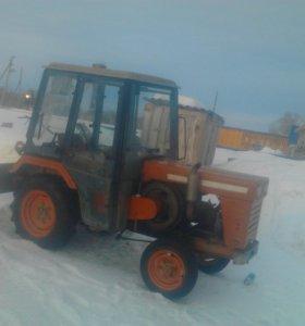 мини трактр