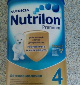 Смесь (молочко) детская Nutrilon4