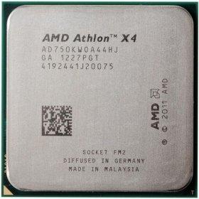 Тип ЦП QuadCore AMD Athlon X4 750K, 3400Mhz