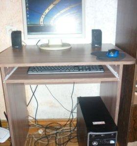 Компьютер Intel Core 2 Quad Q6600