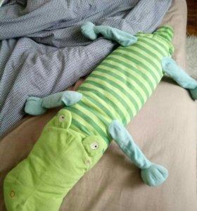 Крокодил икеа