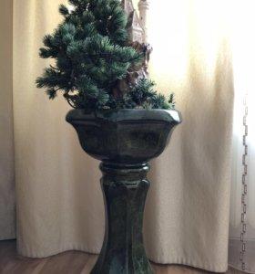 Декоративный напольный фонтан для дома/офиса