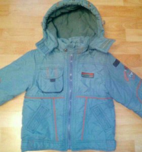зимний костюм на мальчика, размер 92