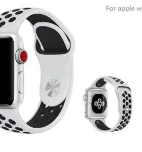 Силиконовый ремешок для Apple Watch 42мм