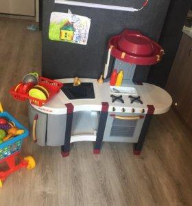 Кухня игровая Smoby tefal