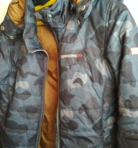 Куртка для мальчика на рост 160