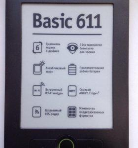 электронная книга PocketBook Basic 611