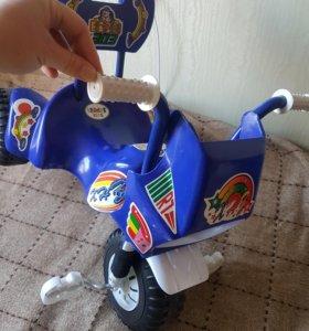 Велосипед 3х колёсный