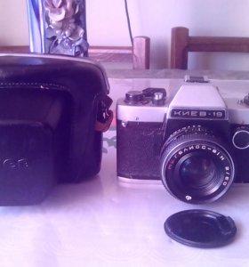 Советский фотоаппарат КИЕВ 19
