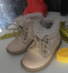 Ботинки Zara baby