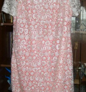 Платье новое кружевное