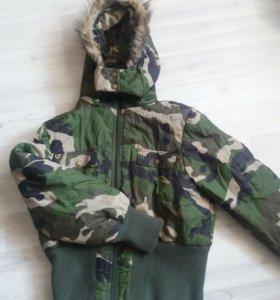 Куртка милитари демисизон