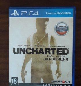 Uncharted Натан Дрейк. Коллекция