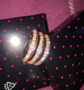 Двухстороннее кольцо «Хелли»