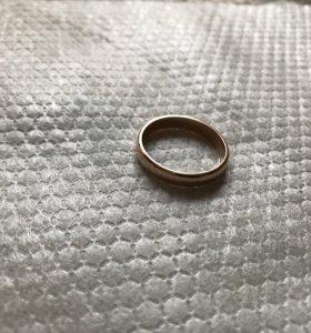 Обручальное кольцо 583 пробы, 21,5