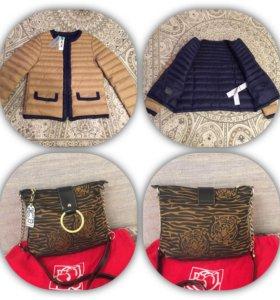 Фирменные куртки на весну