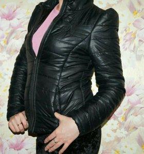 Крутая куртка в стиле Chanel