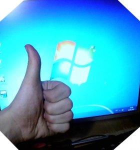 ПК ремонт - Компьютерная помощь