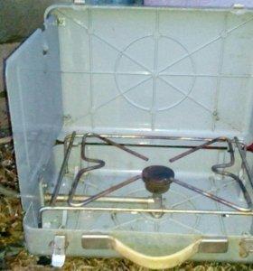 Газовая плитка для сада, рыбалки.