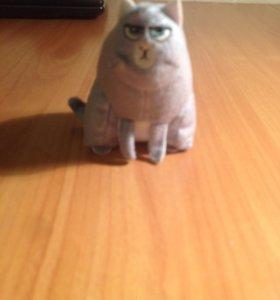 Милая кошка с мультфильма