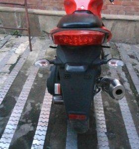 Скутер байк leika 180 cy