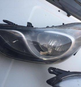 Фара Hyundai Elantra Avante V10