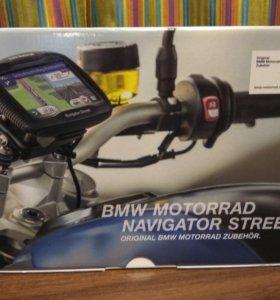 Навигатор BMW.