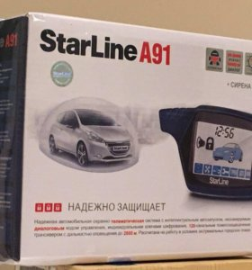 Сигнализация Starline A91