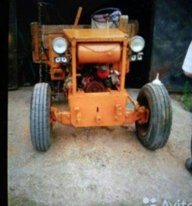 Трактор для огорода и сенокоса
