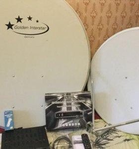 Комплект спутниковой телевидения