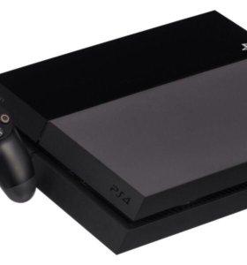 Приставка PS4