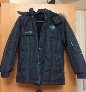 Куртка на подростка saima