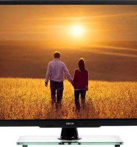 LED телевизор с диагональю 71 см.