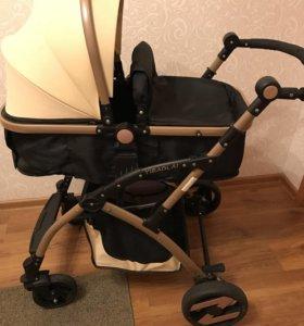 yibaolai детская коляска