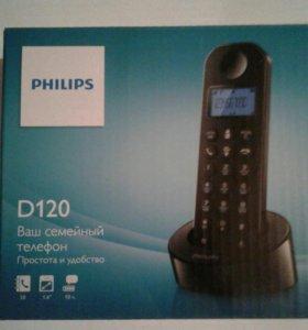 Радиотелефон Philips D120