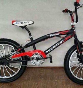 Велобайк BMX