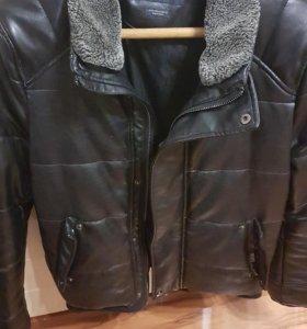 Зимняя куртка от Zara