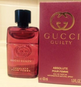 Духи Guilty Absolute Pour Femme
