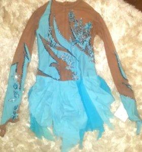 купальник (костюм) для выступлений (фигурное катан