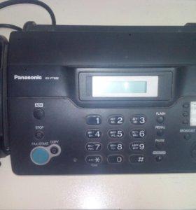 Продаю факс-телефон Panasonik KX-FT 932