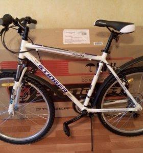 Алюминиевый велосипед stinger element. Новый